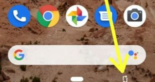 How to auto rotate screen on Pixel 3
