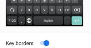 How to change Google keyboard theme on Android device