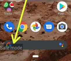 Phone keeps restarting itself on Google Pixel 3a device