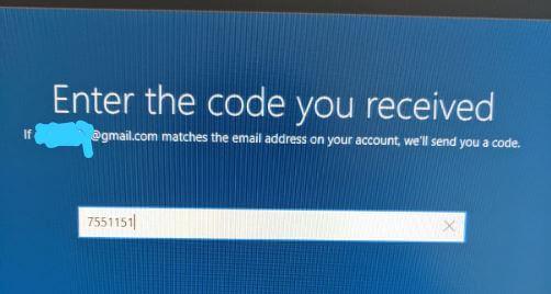Reset Windows 10 PIN if forgot