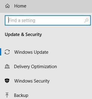 Undo Windows 10 update