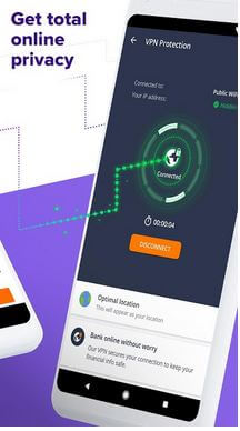 Avast Mobile Security and Virus Cleaner App For Android