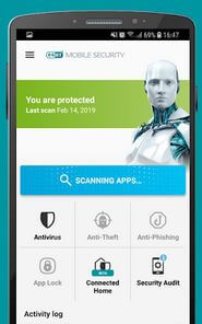 Eset Mobile Security App For Android