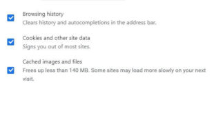 How to Clear Cache And Cookies in Google Chrome Android