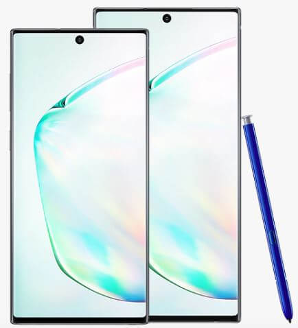 How to enable always on display Samsung galaxy Note 10 plus
