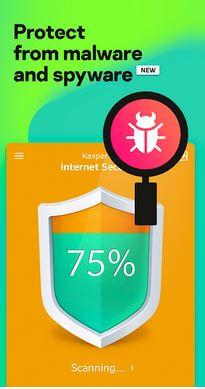 Kaspersky Mobile Antivirus App For Android