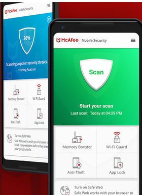 McAfee Antivirus App For Android Phone