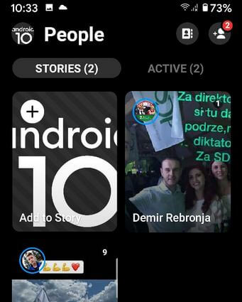 Facebook Messenger App For Android Phone
