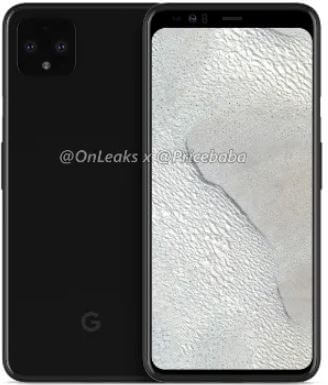 Google Pixel 4 and Pixel 4 XL Specs and Release date