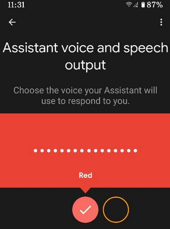 How to Change Google Assistant Accent in Android 7.0 Nougat to Android 10
