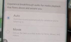 How to enable Dolby Atmos on Galaxy Note 10 plus