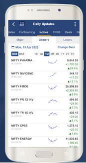 Stock Edge Stock Market Investing app For Android