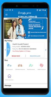 Caringly Yours Finance app for Android