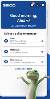 GEICO Best Insurance Policy Apps For Android