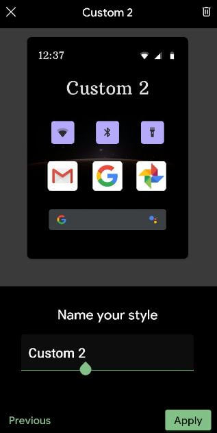 How to Theme Your Google Pixel 4 XL With Style Menu