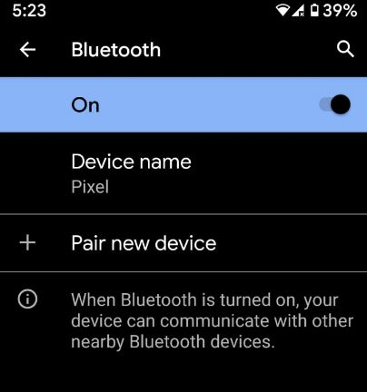 How to fix Bluetooth connection issues in Pixel 4 XL and Pixel 4