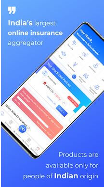 Insurance policybazer app for Android