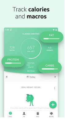 Lifesum Free Health and Fitness Apps For Android Devices