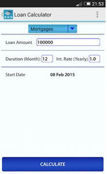 Loan Calculator App For Android