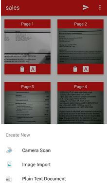 PDF Document scanner Classic App For Android