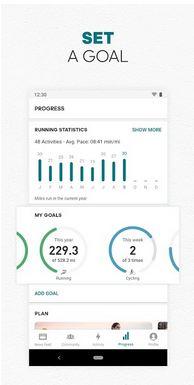 Runtastic Running App for Android