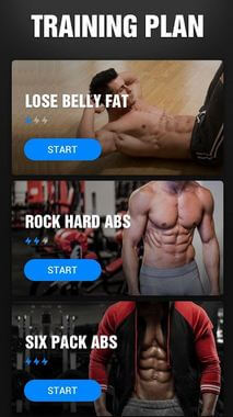 Six Pack Abs Workout App For Android