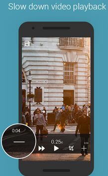 Slow Motion Video Zoom Player App For Android