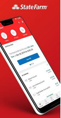 State Farm Car Insurance app for Android