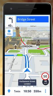 Sygic GPS Navigation and Offline Maps App For Android