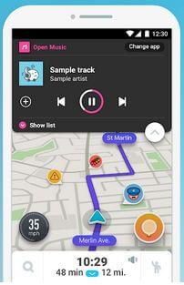 Waze Live Navigation App For Android