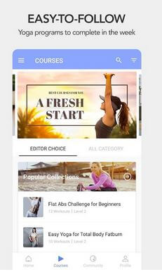 Yoga Fitness Plans Best Fitness Apps for Android