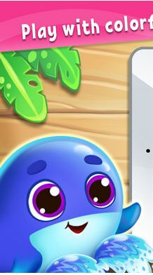Colors for Kids learning game For Android