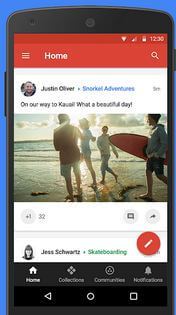 Google Plus For G Suite App For Android