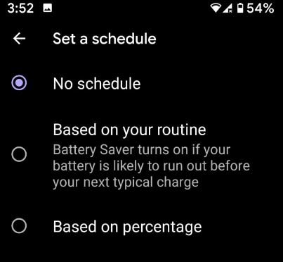 How to set up battery saver in Pixel 4 and Pixel 4 XL