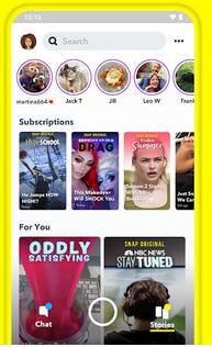 Snapchat Social Media App For Android