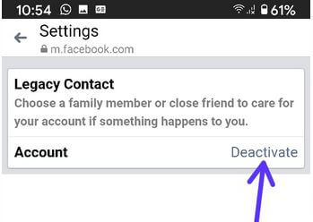 Temporary deactivate Facebook messenger on Android