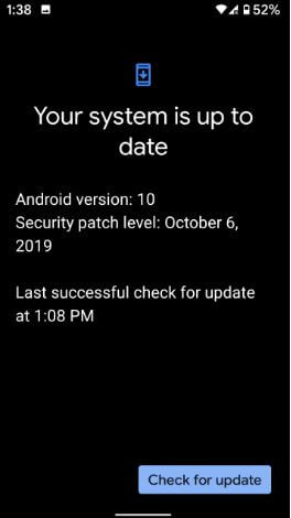 Change android 10 system accent color