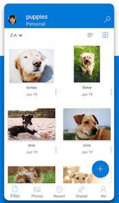 Microsoft Onedrive Best Android cloud storage app