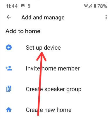 How to change the Wi-Fi Network on Google Home Mini