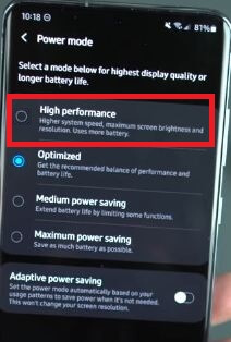 How to Use Power Saving Mode on Galaxy S20 Ultra, S20 Plus, and S20