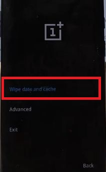 How to Wipe Cache Partition in OnePlus 7 Pro, 7T Pro, 7T, and 7
