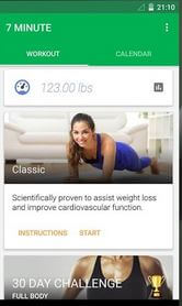 7 Minute Workout App for Android
