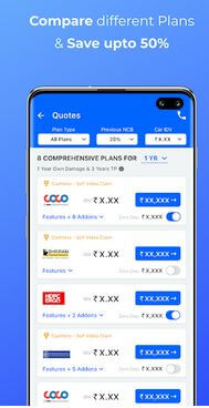Best Apps to Compare Insurance Quotes Policybazar