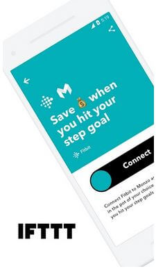 IFTTT Android Wear App