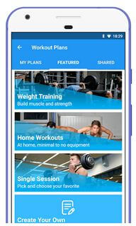JEFIT Workout Tracker App For Android