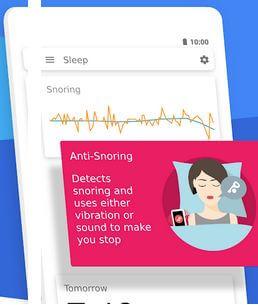 Sleep Smart Alarm app for Android Wear OS