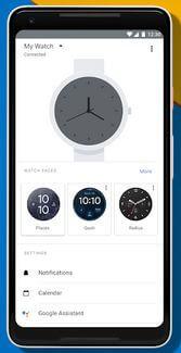 Wear OS Google Smartwatch Wear