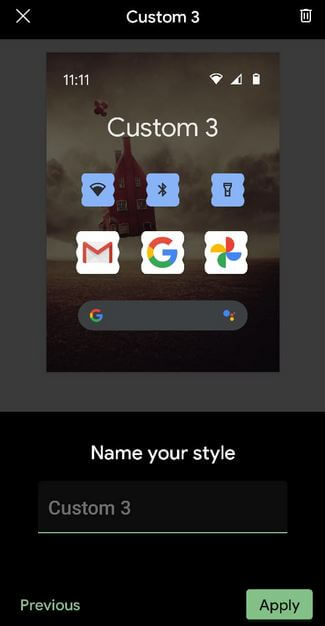 How to Change Icon Shape in Android 11 Stock OS