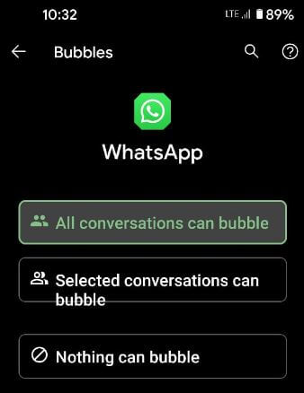 How to Turn On Bubble Notifications in Android 11 For All Conversations