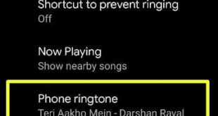 How to Change the Ringtones on Google Pixel 5